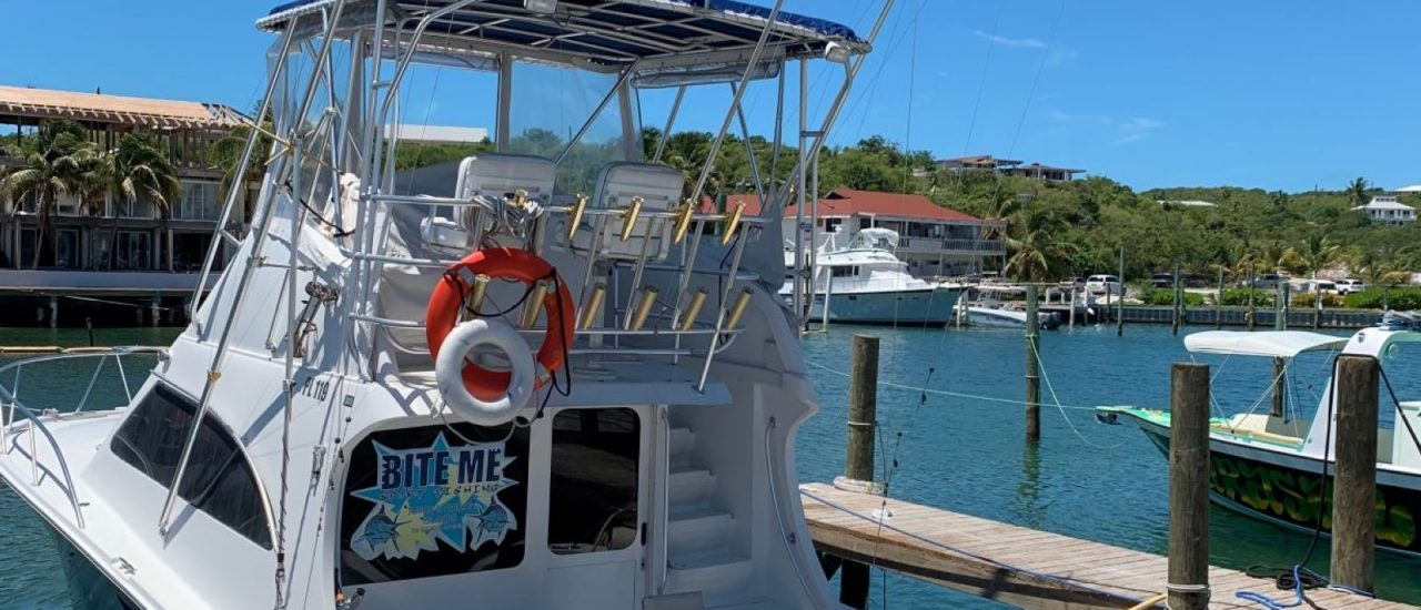 BITE ME Sport Fishing Turks and Caicos Record Breaker